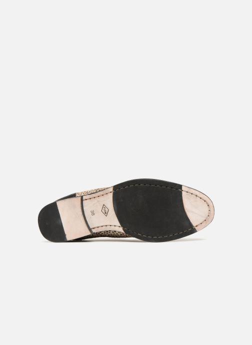 Chaussures à lacets P-L-D-M By Palladium Picadilly Fnt Blanc vue haut