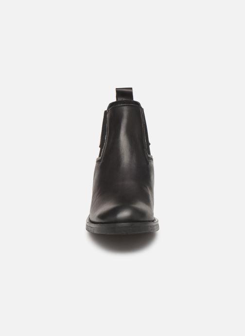 Bottines et boots P-L-D-M By Palladium Riema Cmr Noir vue portées chaussures