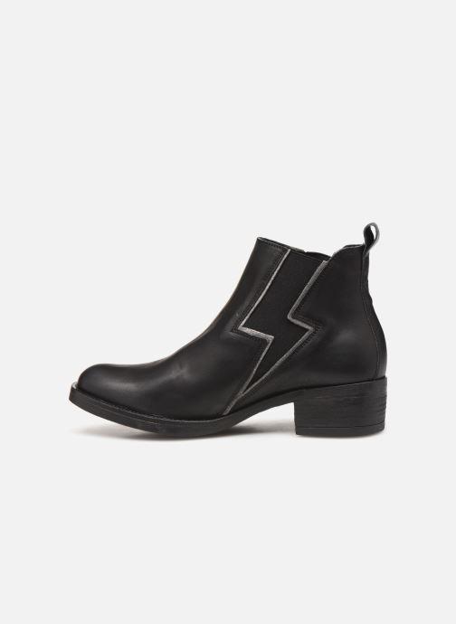 Bottines et boots P-L-D-M By Palladium Riema Cmr Noir vue face