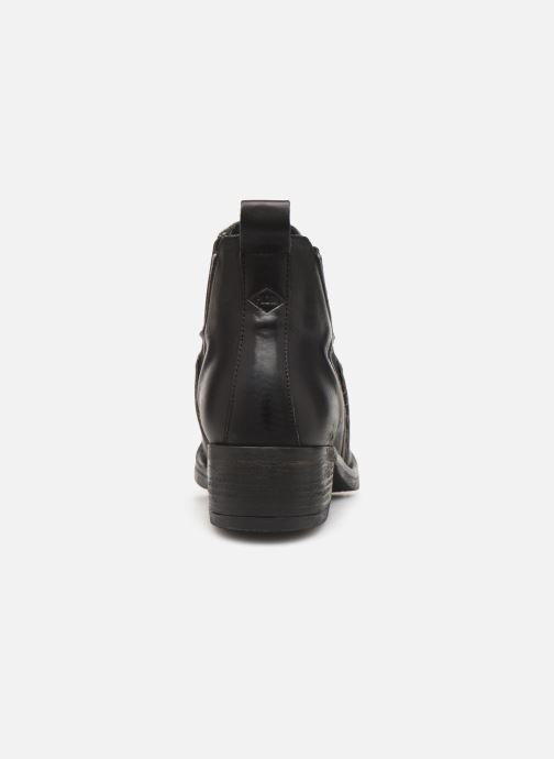 Bottines et boots P-L-D-M By Palladium Riema Cmr Noir vue droite