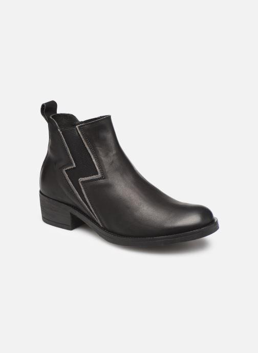 Bottines et boots P-L-D-M By Palladium Riema Cmr Noir vue détail/paire