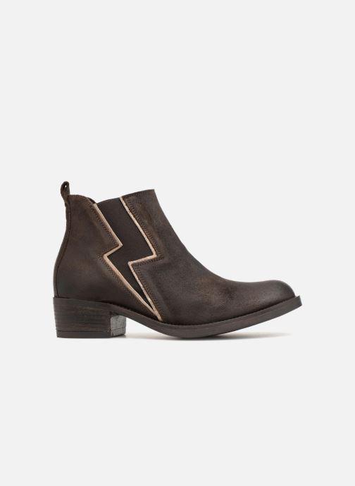 Bottines et boots P-L-D-M By Palladium Riema Crt Marron vue derrière