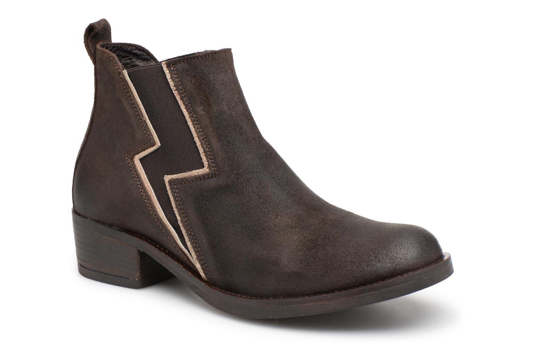 P-L-D-M (Brown) By Palladium Riema Crt (Brown) P-L-D-M - Ankle boots chez (339536) 36b59c