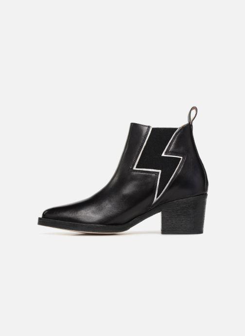 Bottines et boots P-L-D-M By Palladium Priema Noir vue face
