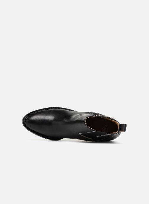 Bottines et boots P-L-D-M By Palladium Priema Noir vue gauche