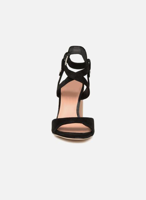 Sandales et nu-pieds Sigerson Morrison PAULINA2 Noir vue portées chaussures