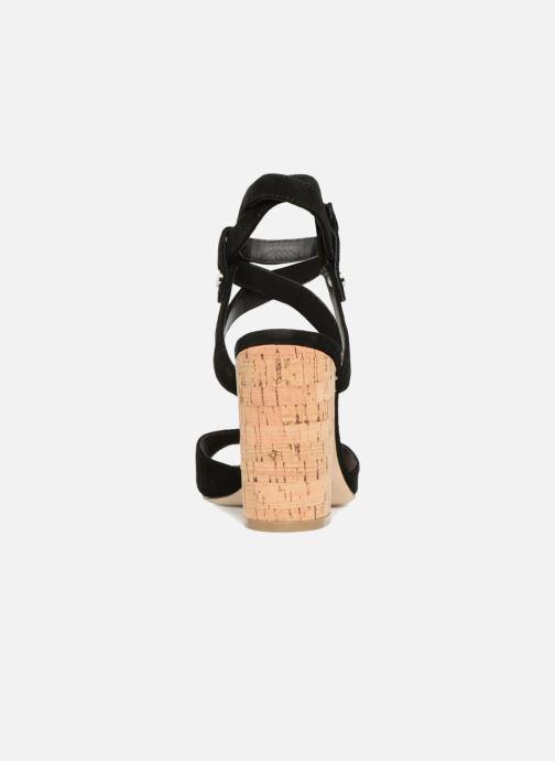 Sandales et nu-pieds Sigerson Morrison PAULINA2 Noir vue droite