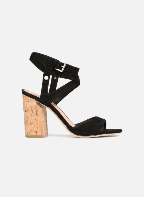 Sandales et nu-pieds Sigerson Morrison PAULINA2 Noir vue derrière