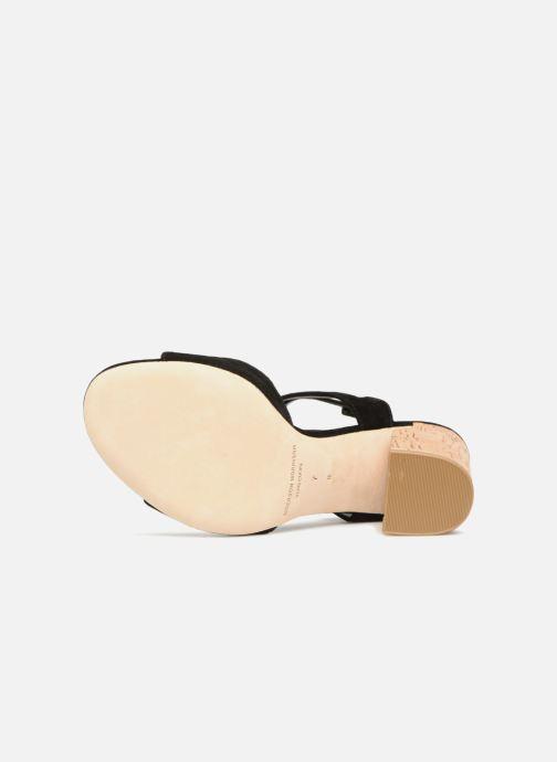 Sandales et nu-pieds Sigerson Morrison PAULINA2 Noir vue haut