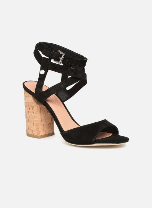 Sandales et nu-pieds Sigerson Morrison PAULINA2 Noir vue détail/paire