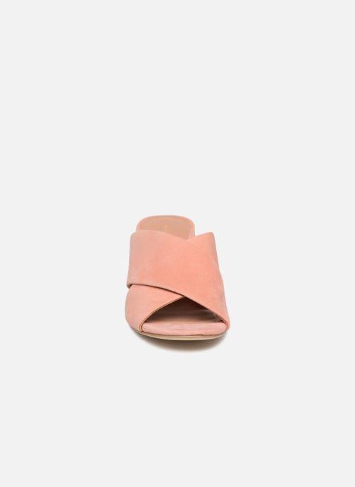 Clogs og træsko Sigerson Morrison RHODA Pink se skoene på