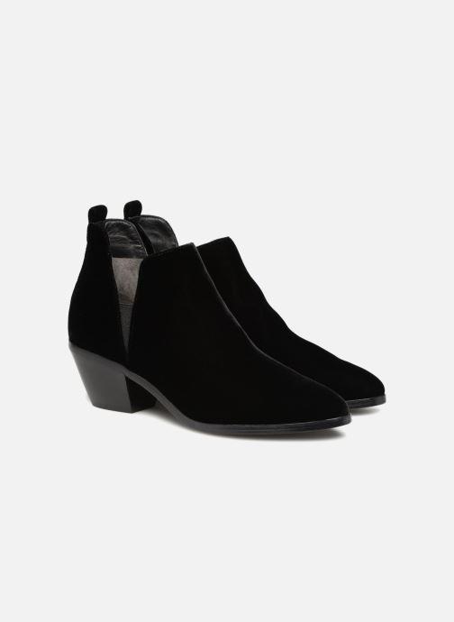 Bottines et boots Sigerson Morrison BELIN Noir vue 3/4
