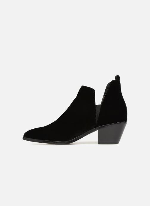 Stiefeletten & Boots Sigerson Morrison BELIN schwarz ansicht von vorne