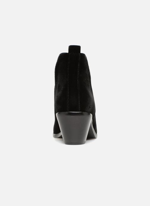 Bottines et boots Sigerson Morrison BELIN Noir vue droite