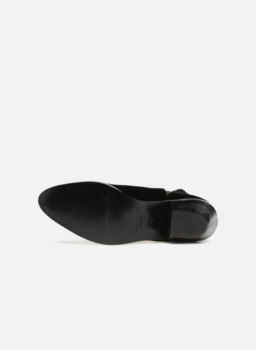 Bottines et boots Sigerson Morrison BELIN Noir vue haut