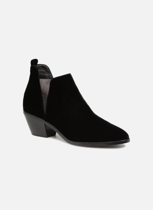 Bottines et boots Sigerson Morrison BELIN Noir vue détail/paire