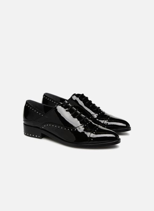 Chaussures à lacets Sigerson Morrison ELINOR Noir vue 3/4