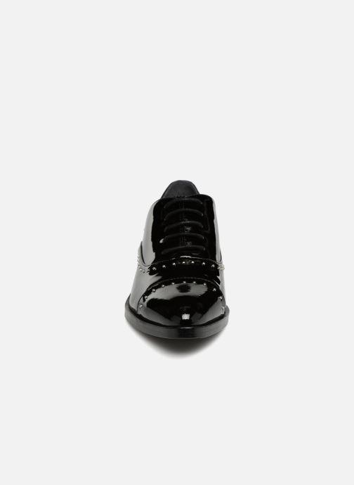 Chaussures à lacets Sigerson Morrison ELINOR Noir vue portées chaussures