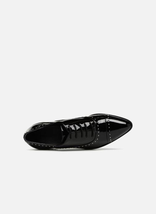Chaussures à lacets Sigerson Morrison ELINOR Noir vue gauche