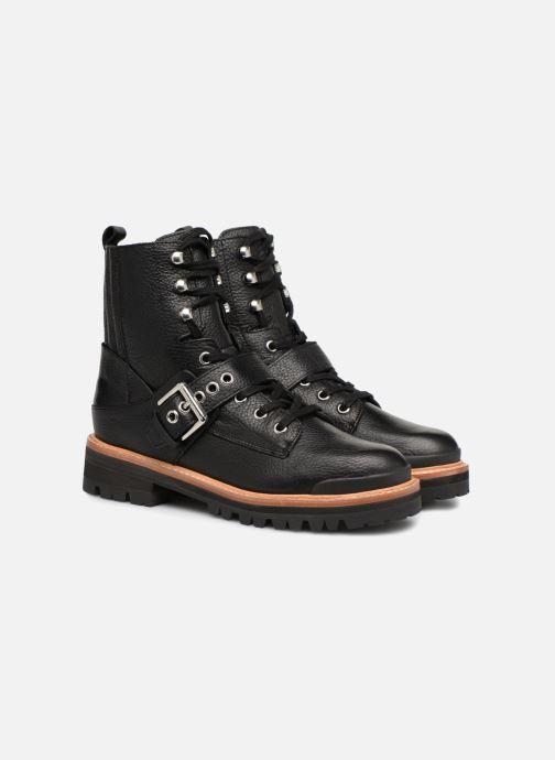Bottines et boots Sigerson Morrison IDA Noir vue 3/4