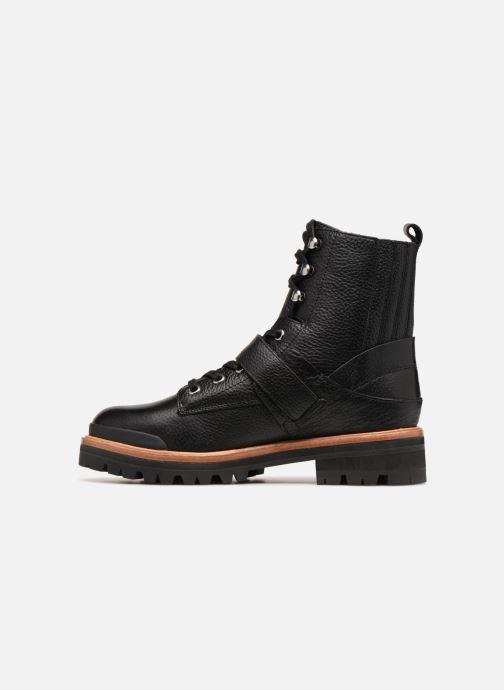 Bottines et boots Sigerson Morrison IDA Noir vue face