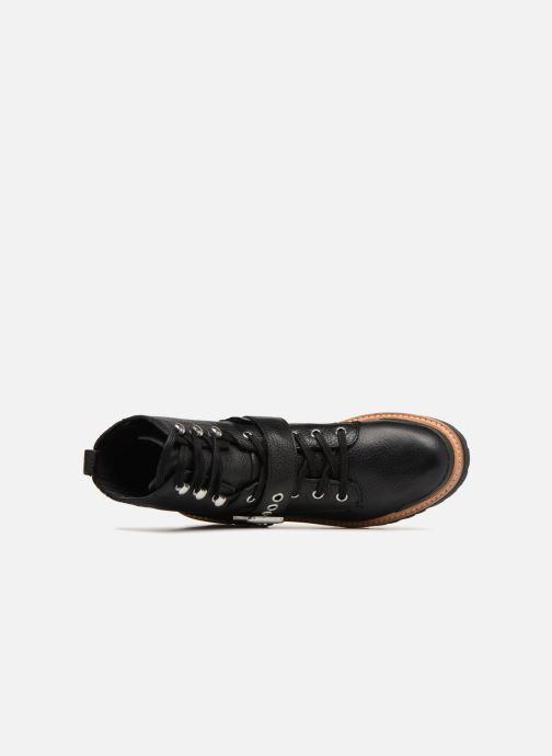 Bottines et boots Sigerson Morrison IDA Noir vue gauche