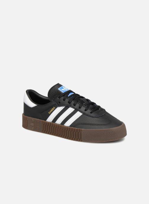 84663298221ad adidas originals Sambarose W (Nero) - Sneakers chez Sarenza (339563)