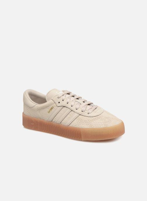 Sneaker Adidas Originals Sambarose W beige detaillierte ansicht/modell