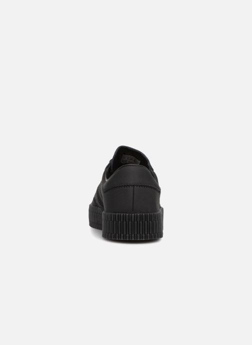 Sneaker Adidas Originals Sambarose W schwarz ansicht von rechts