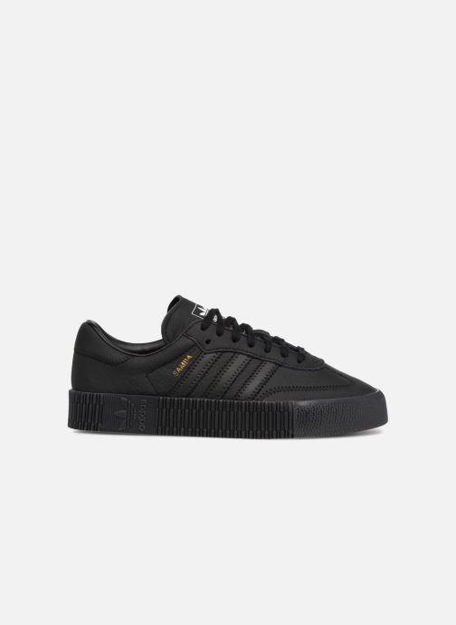 Baskets Adidas Originals Sambarose W Noir vue derrière