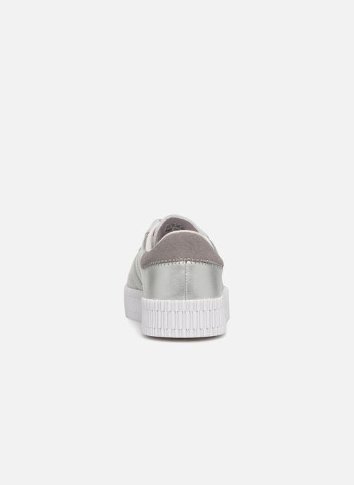 Sneaker Adidas Originals Sambarose W grau ansicht von rechts