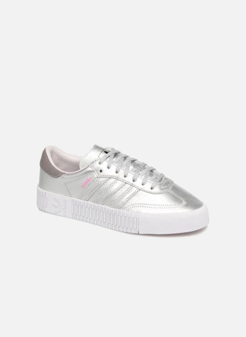 Sneaker adidas originals Sambarose W grau detaillierte ansicht/modell