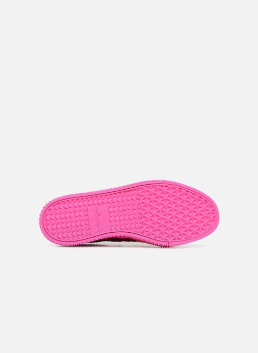 Baskets adidas originals Sambarose W Rose vue haut