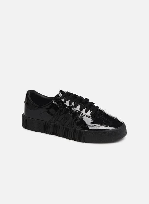 Sneaker adidas originals Sambarose W schwarz detaillierte ansicht/modell