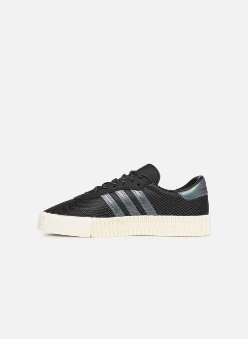 Sneakers adidas originals Sambarose W Nero immagine frontale