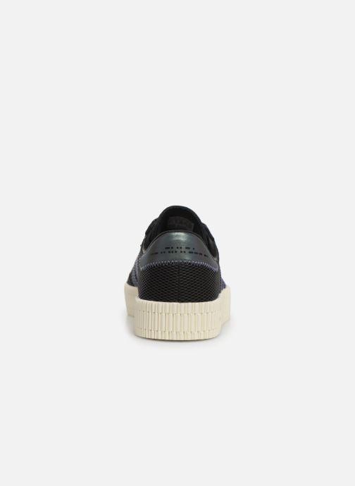 Sneakers adidas originals Sambarose W Nero immagine destra