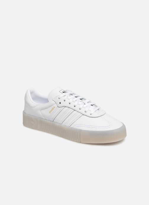 Sneakers Adidas Originals Sambarose W Bianco vedi dettaglio/paio