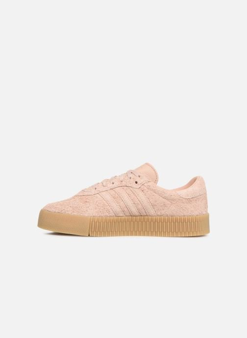 ADIDAS ORIGINALS WMNS Sambarose € 69 Low Sneakers | Graffitishop