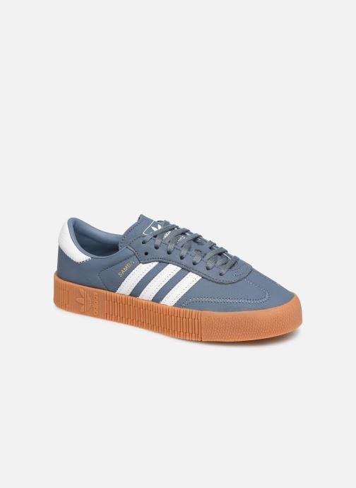 Sneakers adidas originals Sambarose W Azzurro vedi dettaglio/paio