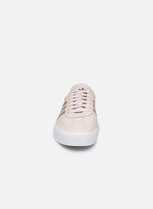Sneaker adidas originals Sambarose W rosa schuhe getragen