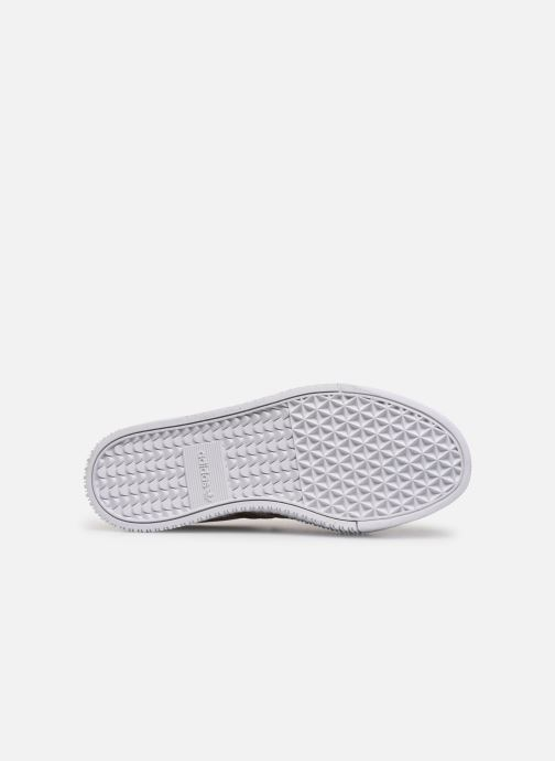 Sneaker adidas originals Sambarose W rosa ansicht von oben