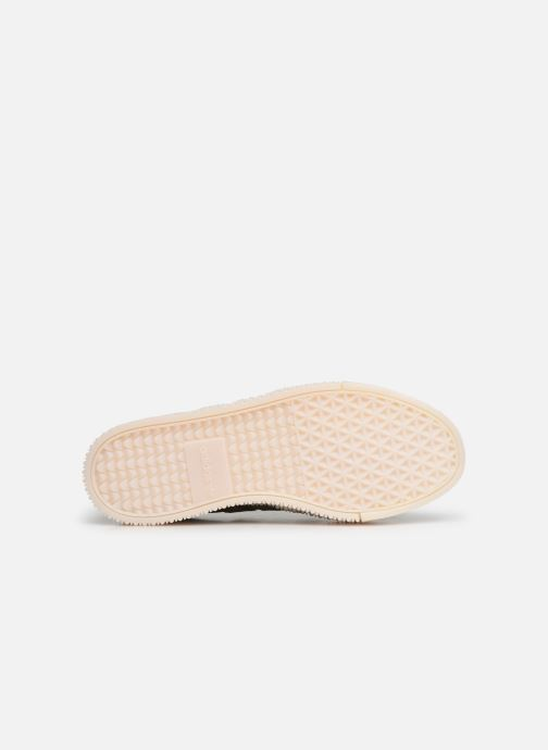 Sneaker adidas originals Sambarose W grün ansicht von oben