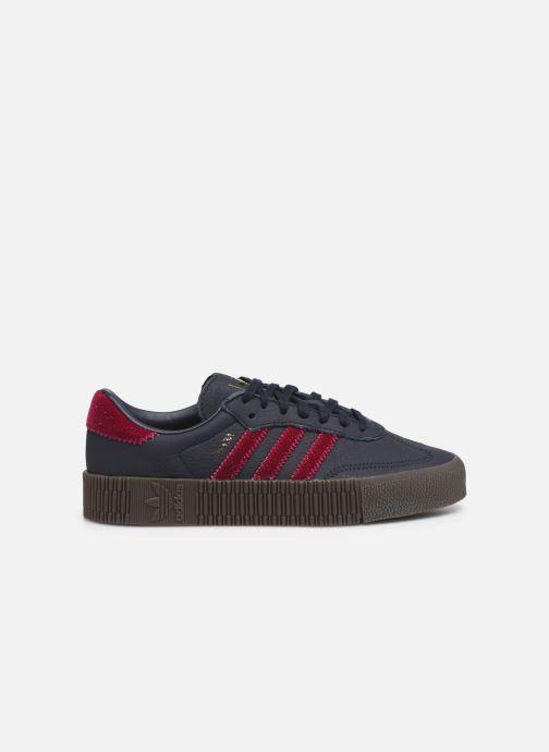 adidas originals Sambarose W (Svart) Sneakers på Sarenza