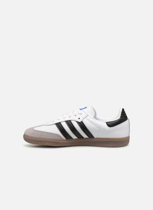 Sneakers adidas originals Samba OG W Bianco immagine frontale