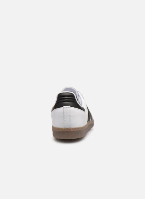 Sneakers adidas originals Samba OG W Bianco immagine destra