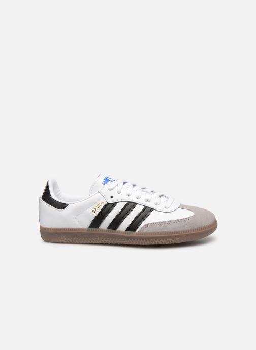 Sneakers adidas originals Samba OG W Bianco immagine posteriore