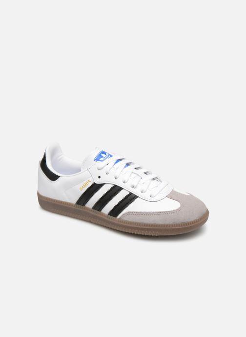 Sneaker adidas originals Samba OG W weiß detaillierte ansicht/modell