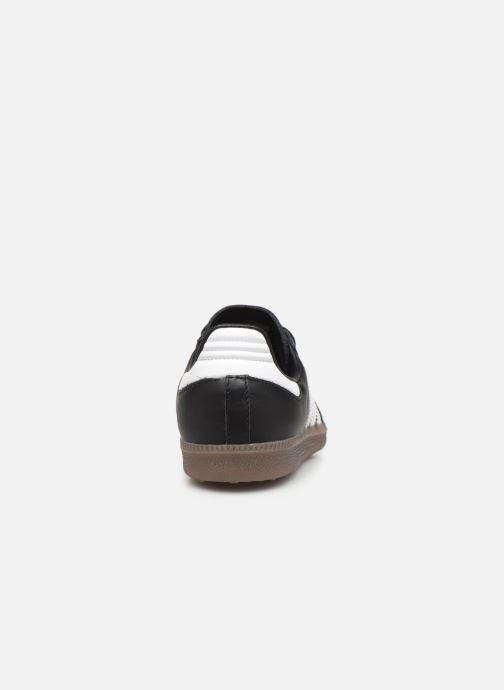Baskets adidas originals Samba OG W Noir vue droite