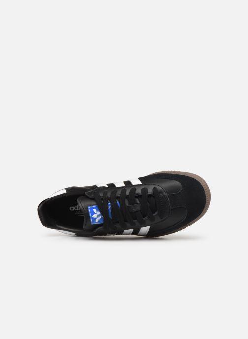 Baskets adidas originals Samba OG W Noir vue gauche