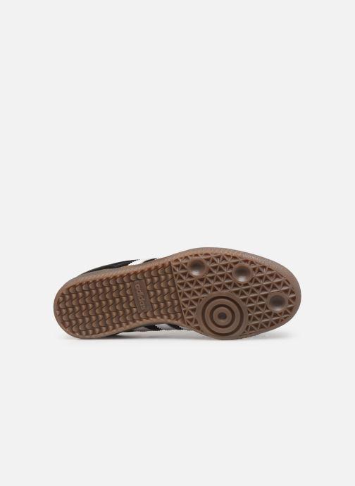 Baskets adidas originals Samba OG W Noir vue haut